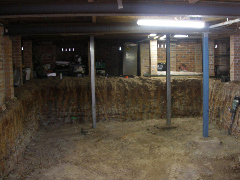 Gallery Foundation Repair House Home Underpinning